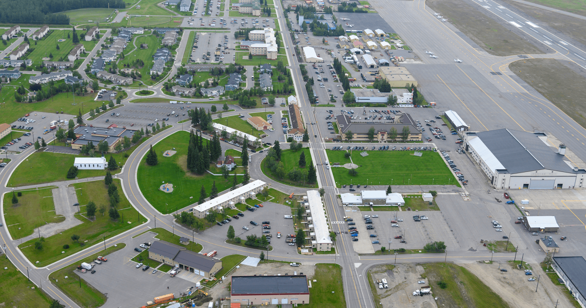 Fort Wainright Army Base, Alaska