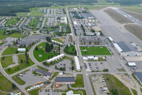 Fort Wainright Army Base, Alaska