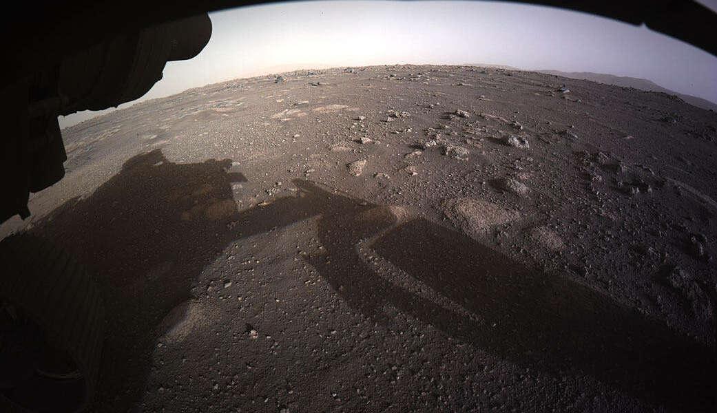 NASA Perseverance Mars Rover