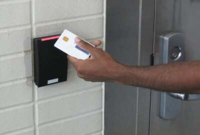 PIV card, access, credential, clearance