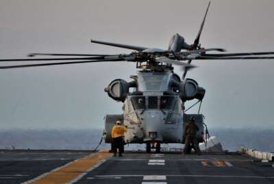 helicopter, Naval Air Systems