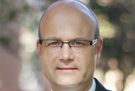 Head shot of Matt Bradley