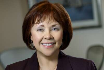 Head shot of Shirley Collier