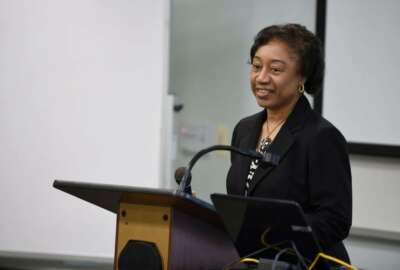 Evelyn Kent, Department of Defense Historically Black Colleges and Universities/Minority Institutions (HBCU/MI) program director