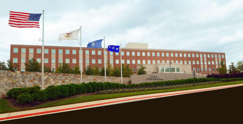 DISA building