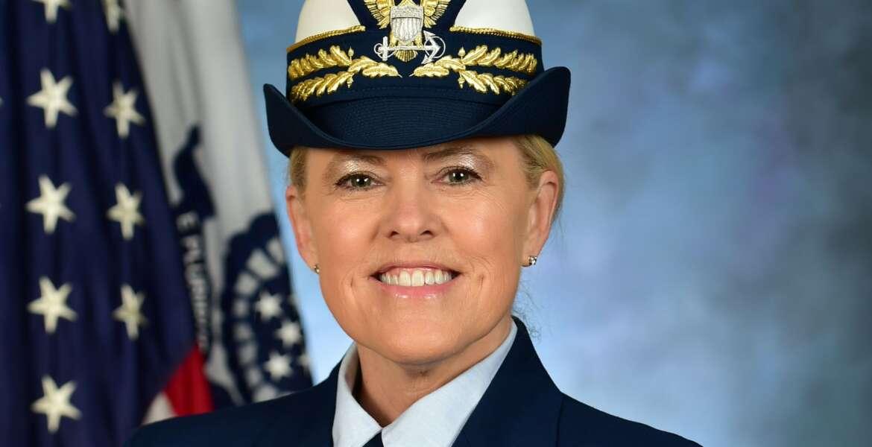 Rear Admiral Carola List, assistant commandant for engineering and logistics at the U.S. Coast Guard