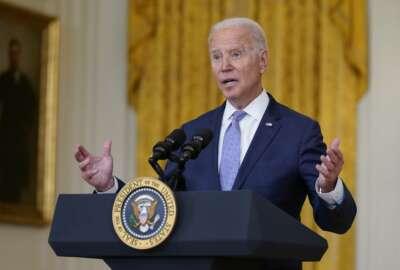 President Joe Biden speaks about prescription drug prices and his