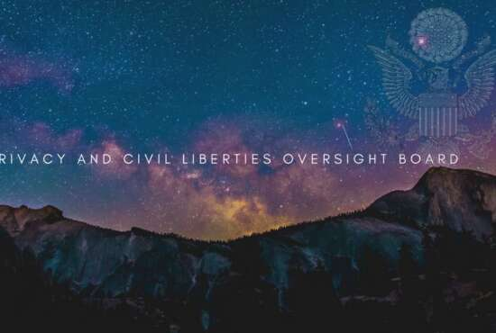 Privacy and Civil Liberties Oversight Board