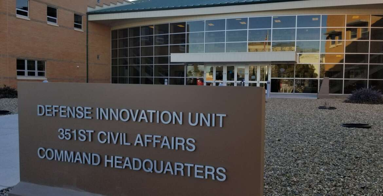 Defense Innovation Unit HQ