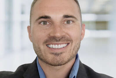 Head shot of Chris Hughes