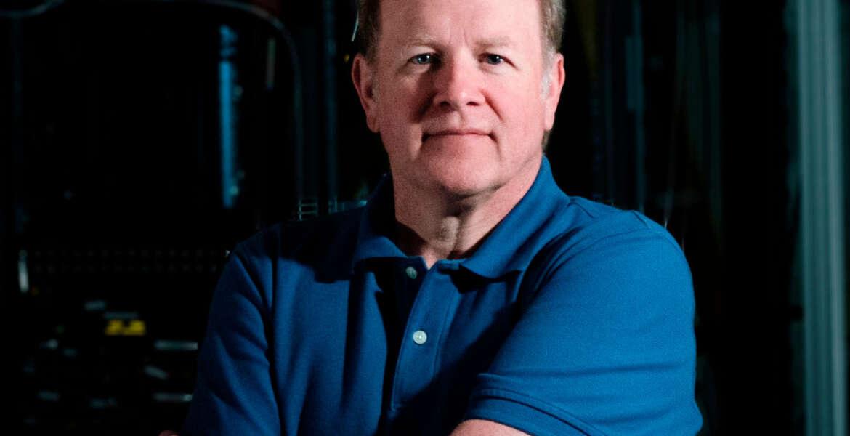 Headshot of Peter Chapman