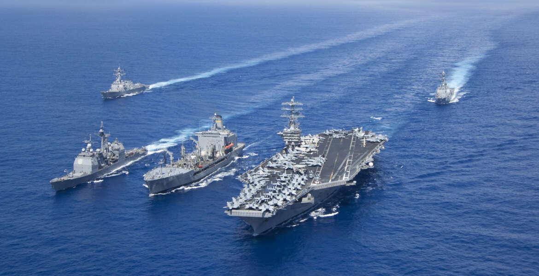 navy ships carrier 7th fleet