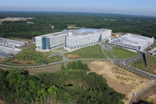 Geospatial intelligence HQ is now DCs 3rd largest federal office