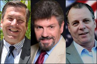 Casey Kelley, John Cavadias, Richard Blake