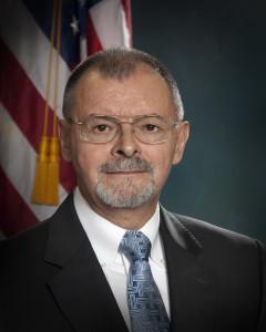 Head shot of Bill Woods
