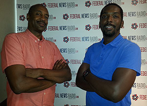 Kevin Stanfield and Claude Jennings, hosts of the Federal Football Report