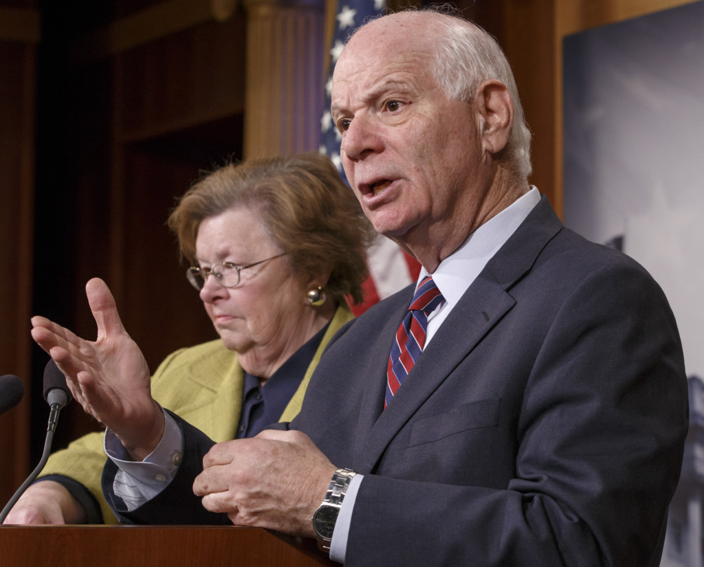 Sens. Ben Cardin (D-Md.) and Barbara Mikulski (D-Md.) introduced two amendments to CISA on Wednesday. One would provide OPM with an additional $37 million to accelerate the completion of scheduled improvements to network systems and IT infrastructure one year ahead of schedule.