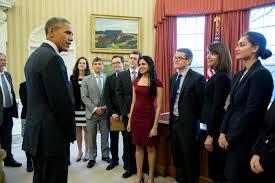 Shankar and Obama