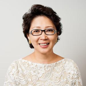 Headshot of Rose Wang