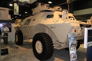 AUSA tank