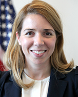 Phaedra Chrousos is the commissioner of the Technology Transformation Service until July 15.