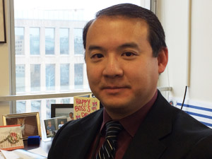 Steve Shih is deputy associate director for senior executive services and performance management at the Office of Personnel Management.