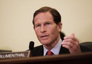 Sen. Richard Blumenthal (D-Conn.) (AP Photo/Lauren Victoria Burke)