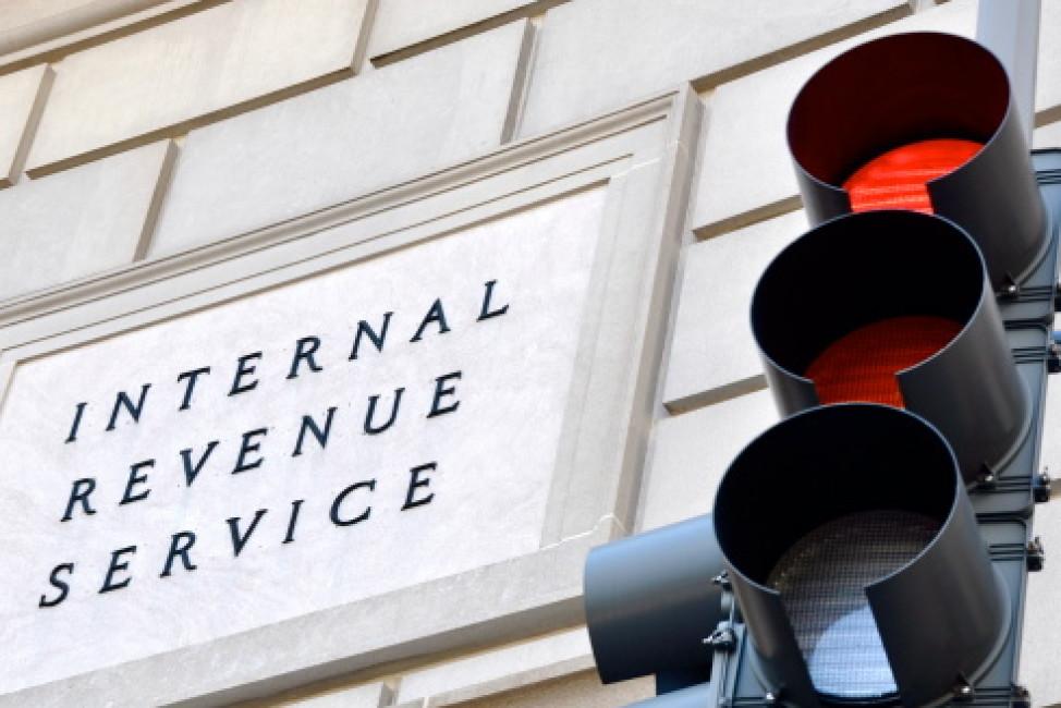 Irs tax data retrieval system