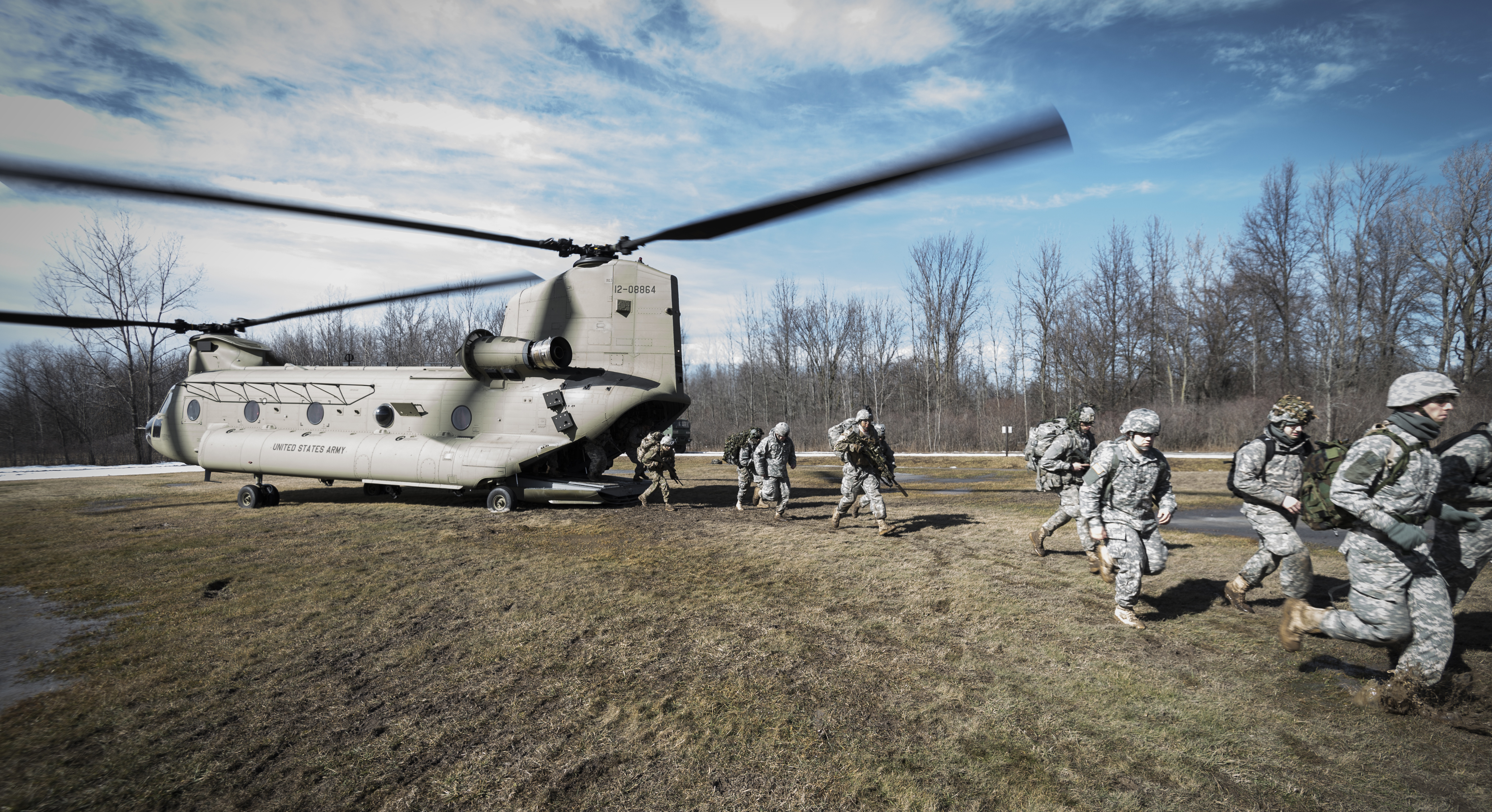 Army wants more Guard, Reserve deployments in 2017