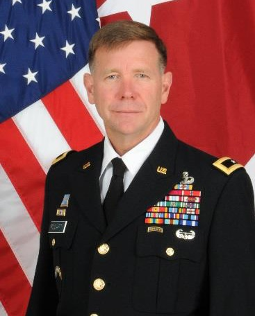 Stephen Fogarty, Commander, Army Cyber Center of Excellence