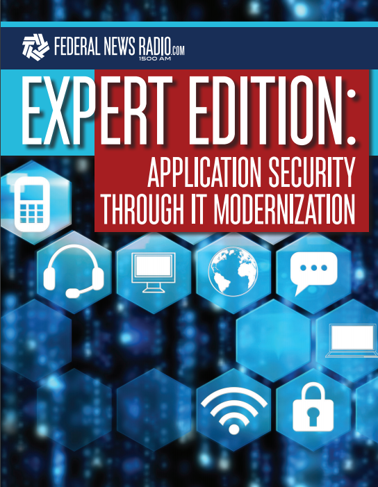 Appllication Security through IT Modernization cover clean