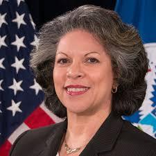 DHS chief procurement officer Soraya Correa.