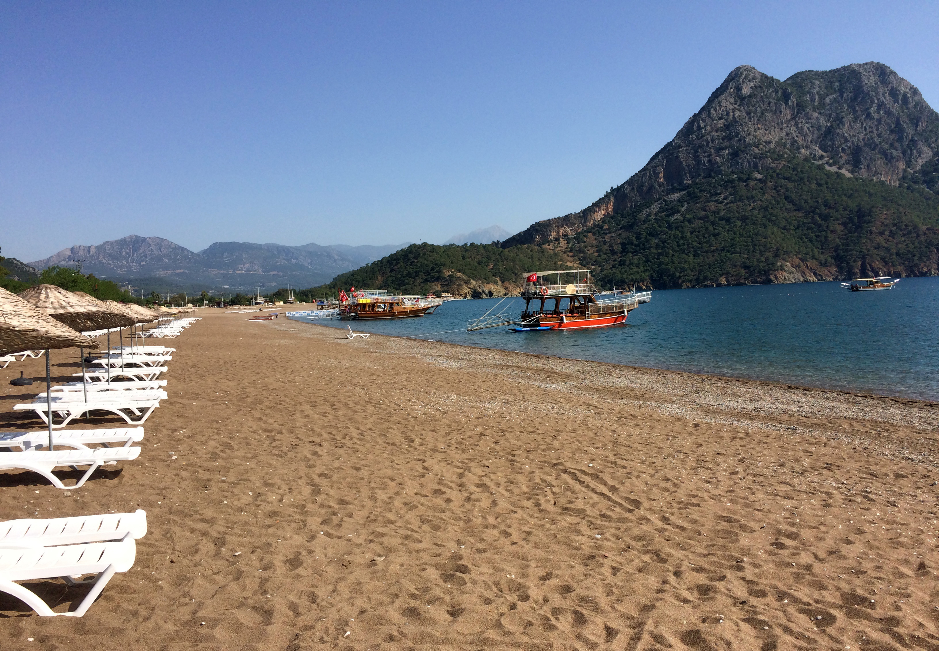 turkey tourism and mediterranean area