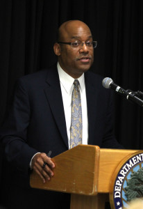 Keith Wilson is the CIO of the office of Federal Student Aid in the Education Department.