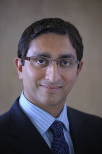 Ivor D'Souza is the chief information officer of the National Institutes of Health's National Library of Medicine.