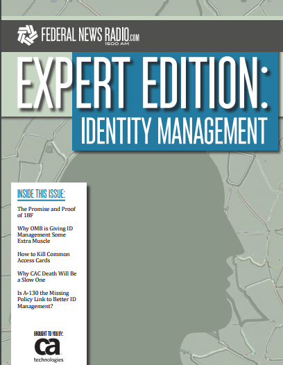 Identity Management Cover