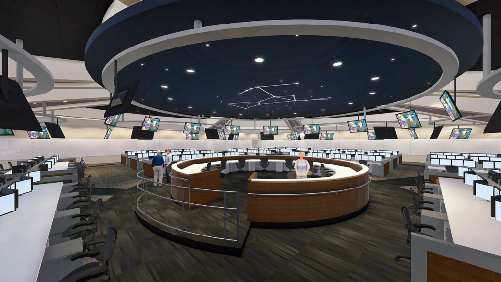 DISA unveils its premier facility for cyber defense