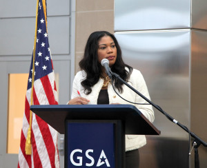 Denise Turner Roth is the GSA administrator.