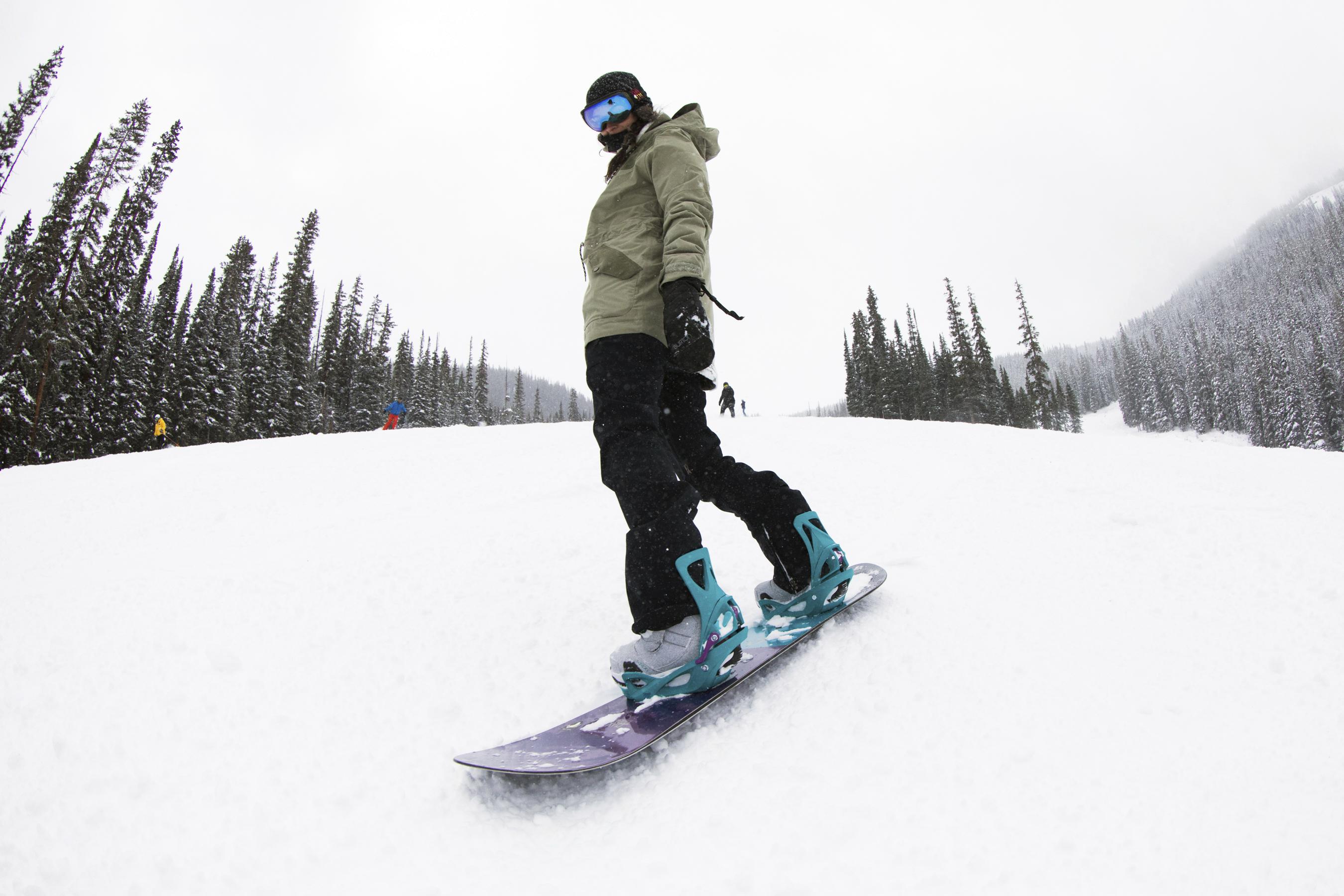 descriptive essay on skiing
