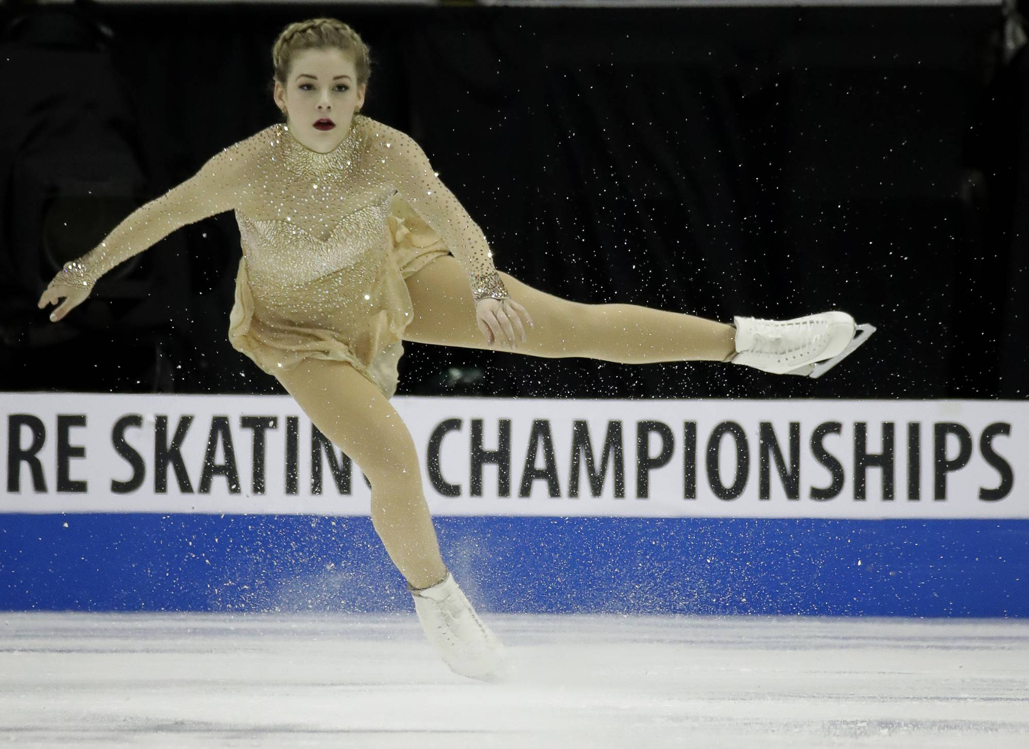 figure skater gracie gold looks to new coaches and olympics