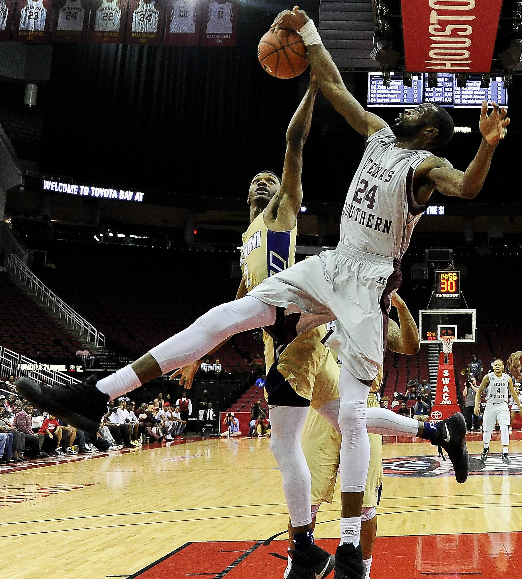 Texas Southern wins SWAC title, beating Alcorn State 53-50 ...