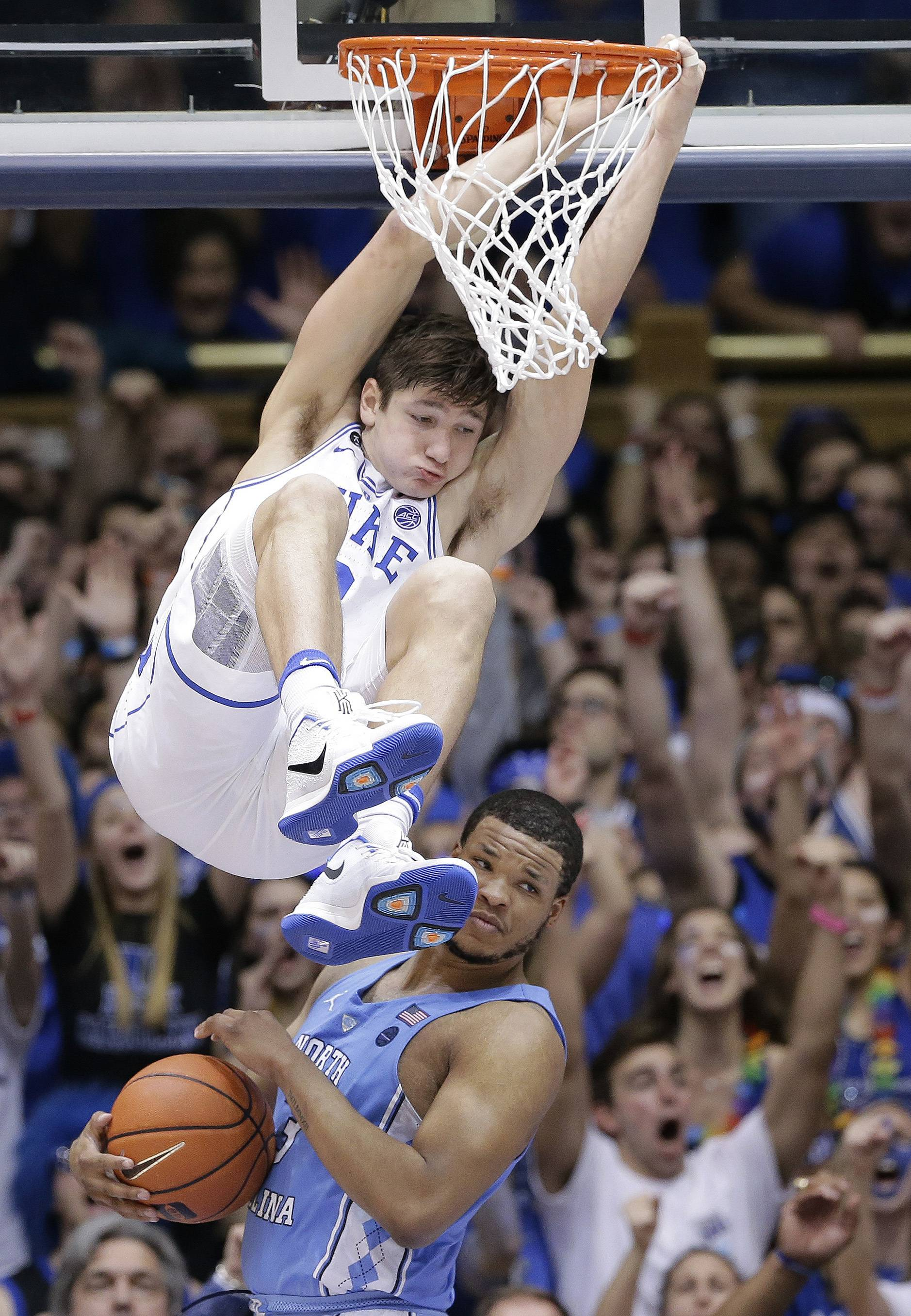 Duke chases sixth title with class of likely 1-and-dones - FederalNewsRadio.com