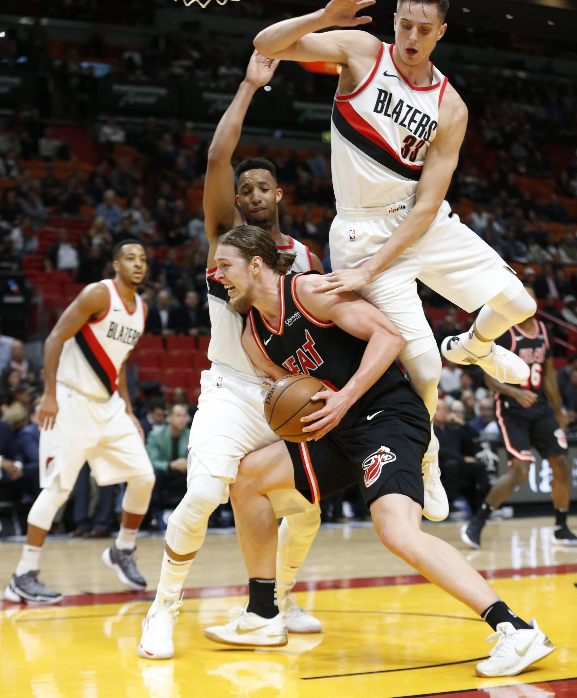 Portland Blazers Radio: Lillard Leads Portland Comeback Past Miami, 102-95